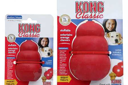 How to Use Kong Dog Toys-3